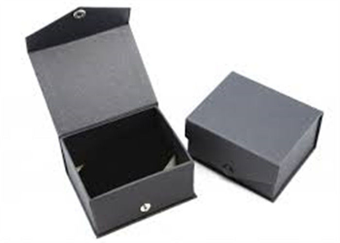 Rectangle Cardboard Gift Boxes , High End Style Custom Made Gift Boxes